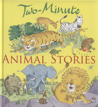 Jacket image for Two-Minute Animal Stories