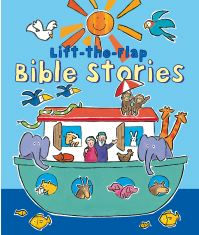 Jacket image for Lift-the-Flap Bible Stories