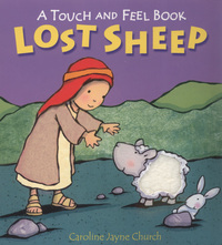 Jacket image for Lost Sheep Touch and Feel