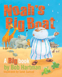 Jacket image for Noah's Big Boat