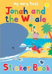Jacket image for My Very First Jonah and the Whale sticker book