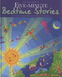 Jacket image for The Lion Book of Five-Minute Bedtime Stories