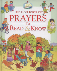 Jacket image for The Lion Book of Prayers to Read and Know