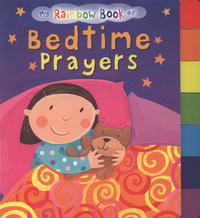 Jacket image for My Rainbow Book of Bedtime Prayers