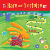 Jacket image for Go Hare and Tortoise Go!