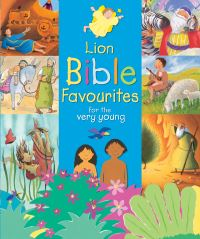 Jacket image for Lion Bible Favourites for the very young