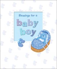 Jacket image for Blessings for a Baby Boy