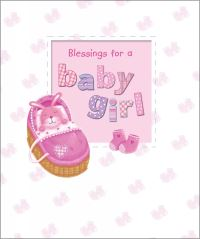Jacket image for Blessings for a Baby Girl