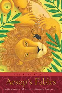 Jacket image for The Lion Classic Aesop's Fables
