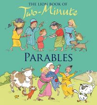 Jacket image for The Lion Book of Two-Minute Parables