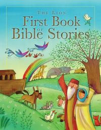 Jacket image for The Lion First Book of Bible Stories