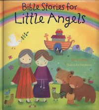 Jacket image for Bible Stories for Little Angels
