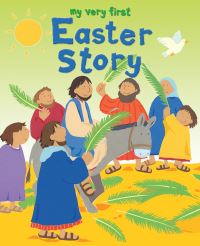 Jacket image for My Very First Easter Story