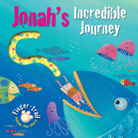 Jacket image for Jonah's Incredible Journey