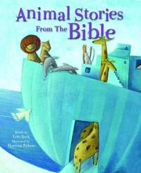 Jacket image for Animal Stories from the Bible
