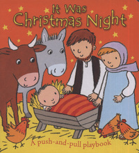 Jacket image for It Was Christmas Night