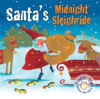 Jacket image for Santa's Midnight Sleighride