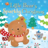 Jacket image for Little Bear's Sparkly Christmas