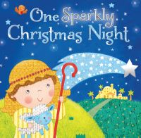 Jacket image for One Sparkly Christmas Night