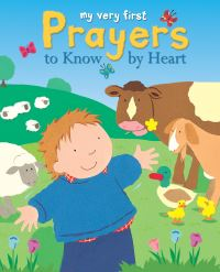 Jacket image for My Very First Prayers to Know by Heart