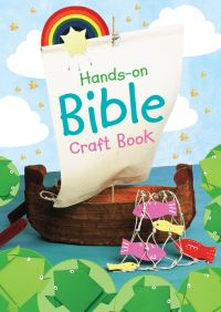 Jacket image for Hands-on Bible Craft Book