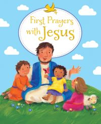 Jacket image for First Prayers with Jesus