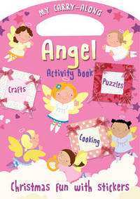 Jacket image for My Carry-along Angel Activity Book