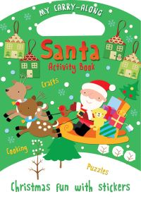 Jacket image for My Carry-along Santa Activity Book