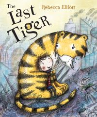 Jacket image for The Last Tiger