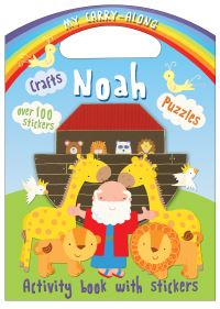 Jacket image for My Carry-along Noah