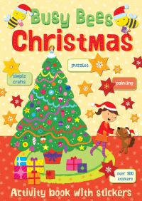 Jacket image for Busy Bees Christmas