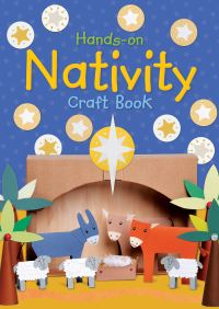 Jacket image for Hands-on Nativity Craft Book