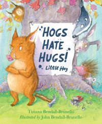 Jacket image for Hogs Hate Hugs!