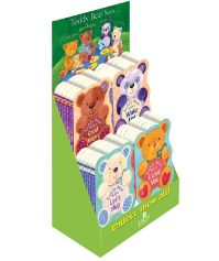 Jacket image for Teddy Bear Says filled counterpack