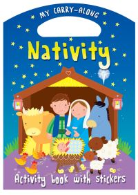 Jacket image for My Carry-along Nativity