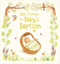Jacket image for Bible Promises for Baby's Baptism