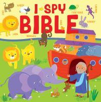 Jacket image for I Spy Bible