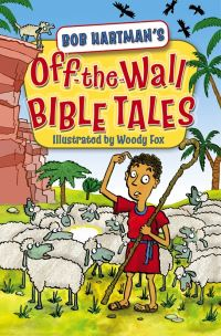 Jacket image for Off-the-Wall Bible Tales