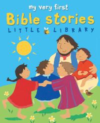 Jacket image for My Very First Bible Stories Little Library