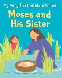 Jacket image for Moses and his Sister