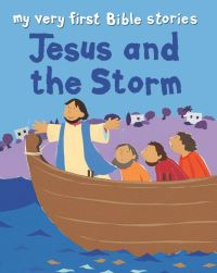 Jacket image for Jesus and the Storm
