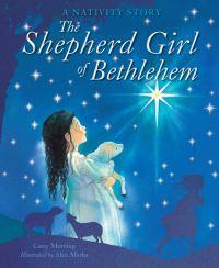 Jacket image for The Shepherd Girl of Bethlehem