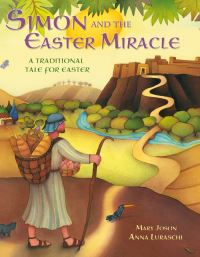Jacket image for Simon and the Easter Miracle