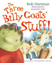 Jacket image for The Three Billy Goats' Stuff!