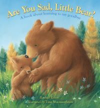Jacket image for Are You Sad, Little Bear?