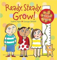 Jacket image for Ready, Steady, Grow!