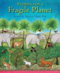 Jacket image for Stories for a Fragile Planet