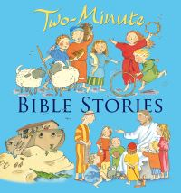 Jacket image for Two-Minute Bible Stories