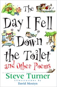 Jacket image for The Day I Fell Down the Toilet and Other Poems