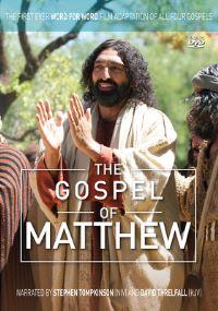 Jacket image for The Gospel of Matthew